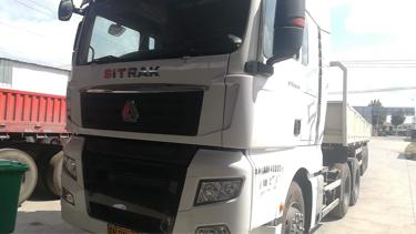 重汽汕德卡SITRAKC7H 牵引车  540匹 2016年05月 6x4