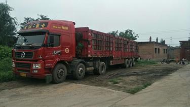 大运N8H重卡 牵引车  430匹 2016年03月 6x2