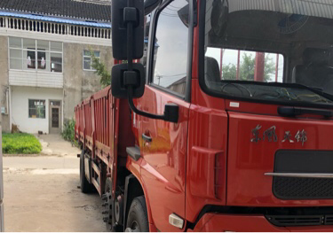 东风天锦 载货车  245匹 2016年01月 6x2
