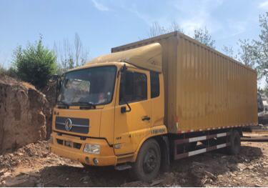东风天锦 载货车  160匹 2012年03月 4x2