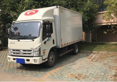 时代康瑞 载货车  115匹 2017年10月 4x2