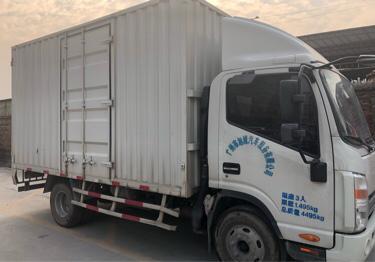 江淮其他车系 载货车  110匹 2018年07月 4x2