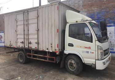 #其他品牌 载货车  110匹 2014年02月 4x2