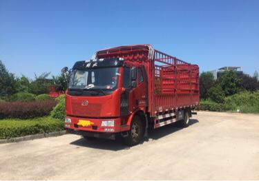 一汽解放J6 载货车  180匹 2018年06月 4x2