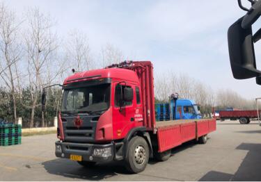 江淮格尔发K3X重卡 载货车  220匹 2010年04月 6x2
