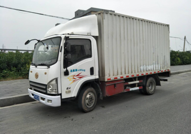 一汽解放其他車系 載貨車  102匹 2015年10月 4x2