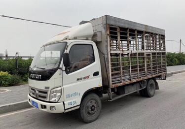 福田歐曼其他車系 載貨車  140匹 2014年03月 4x2