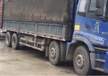 福田歐曼ETX 載貨車  290匹 2014年01月 8x4