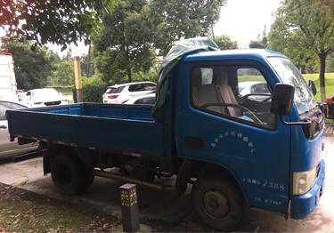東風其他車系 載貨車  140匹 2014年01月 4x2