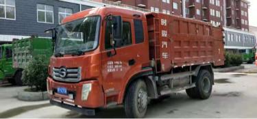 力帆其他車系 載貨車  160匹 2018年09月 4x2