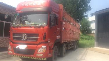 東風天龍 載貨車  350匹 2017年06月 8x4