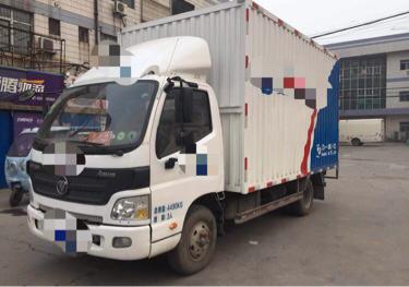 北汽福田其他車系 載貨車  120匹 2016年02月 4x2