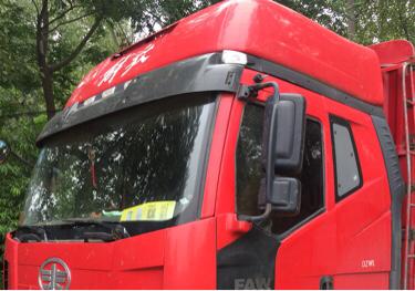 一汽解放其他車系 自卸車  350匹 2015年11月 8x4