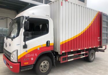一汽解放其他車系 載貨車  120匹 2017年08月 4x2
