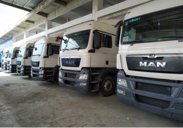 曼TGX 牽引車  480匹 2016年09月 6x2