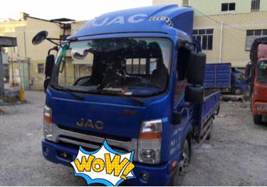 江淮其他車系 載貨車  120匹 2015年11月 4x2