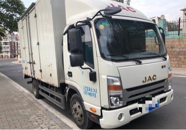#其他品牌 载货车  120匹 2018年08月 4x2