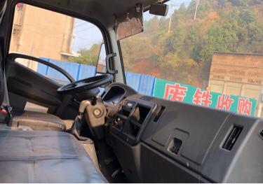 北汽福田其他車系 載貨車  2016年10月 4x2