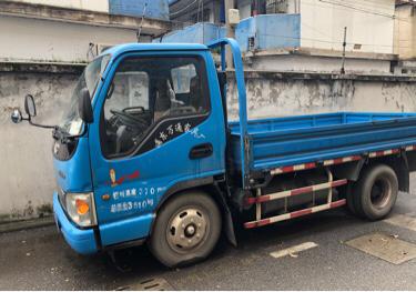 江淮其他車系 載貨車  85匹 2013年06月 4x2