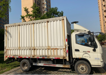 #其他品牌 载货车  110匹 2015年09月 4x2
