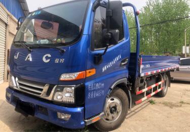 江淮格爾發K6L中卡 舒適型 載貨車  150匹 2017年07月 4x2