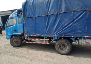 東風其他車系 載貨車  95匹 2012年05月 4x2