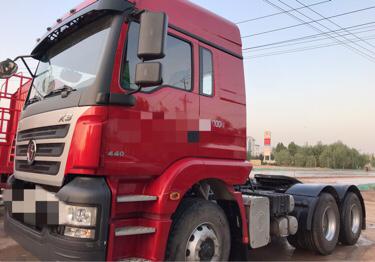 陕汽商用轩德X3 牵引车  440匹 2019年05月 6x4