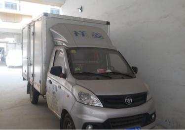 福田歐曼其他車系 載貨車  116匹 2019年09月 4x2