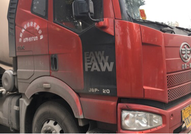 一汽解放J6P重卡 牵引车  420匹 2016年10月 6x4