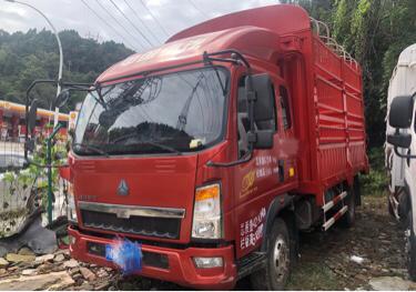 中国重汽 载货车  129匹 2017年05月 4x2