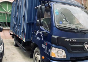 福田歐曼其他車系 載貨車  130匹 2017年12月 6x4
