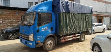 一汽解放其他車系 載貨車  130匹 2019年11月 6x2