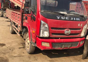 上汽跃进开拓H500 自卸车  130匹 2017年12月 4x2
