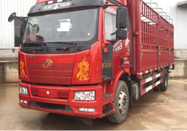 一汽解放J6L中卡 质惠版 载货车  240匹 2019年06月 4x2