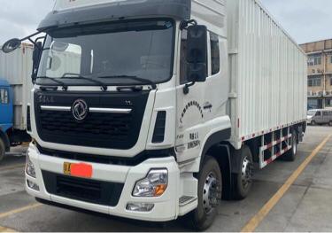 东风天龙 载货车  245匹 2020年11月 6x4