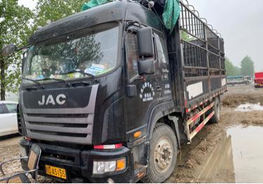 江淮格尔发K6L中卡 载货车  180匹 2018年04月 4x2