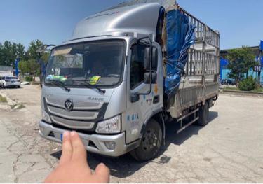 福田欧曼其他车系 载货车  150匹 2020年06月 4x2
