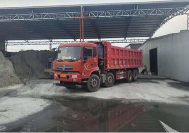 东风天锦 自卸车  280匹 2017年08月 8x4