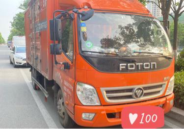 #其他品牌 载货车  130匹 2018年11月 4x2