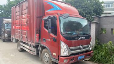 #其他品牌 载货车  144匹 2018年07月 4x2