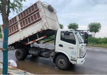#其他品牌 载货车  130匹 2018年04月 4x2