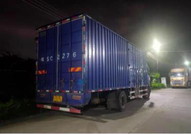 江淮格尔发K3X重卡 载货车  180匹 2014年10月 4x2