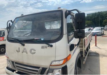 江淮其他车系 载货车  120匹 2018年10月 6x2