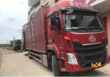 东风柳汽乘龙H5 载货车  245匹 2020年08月 4x2