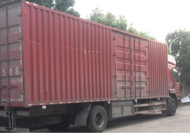 东风乘龙 载货车  240匹 2020年08月 4x2