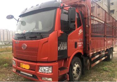 一汽解放J6L中卡 质惠版 载货车  240匹 2019年08月 4x2