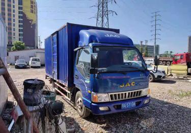 #其他品牌 载货车  120匹 2017年01月 4x2