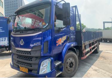 柳汽乘龙H5 载货车  185匹 2020年05月 4x2