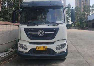东风天锦 载货车  245匹 2020年08月 4x2