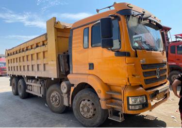 陕汽德龙新M3000 自卸车  336匹 2015年05月 6x4